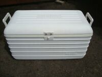 LARGE 75LITRES THERMOS TRAVELLING TRUNK 31INCH LONG 16INCH TALL ONLY £20