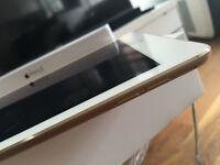 iPad pro 9.7 + WiFi + 4G 128 GB GOLD + Pencil + smart cover