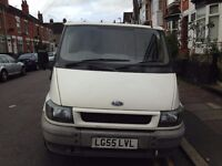FORD TRANSIT 2.0 TDCI VAN 2006 NEW CHAIN FITTED