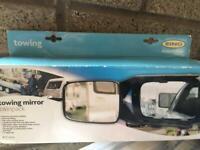 Towing mirror - twin pack