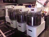 BAKERY COMMERCIAL DOUGH 20 LT PATISSERIE CATERING MIXER MACHINE CAFE SHOP DINER TAKEAWAY SHOP