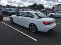 BMW 3 Series 320D M Sport Convertable 2011