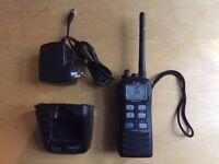 Icom IC-M71 Handheld Marine VHF Radio