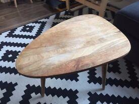 Brown Coffee Table Scandinavian style