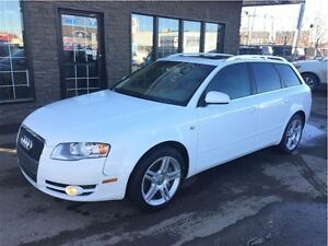 2007 Audi A4 2.0T AWD, LOADED!