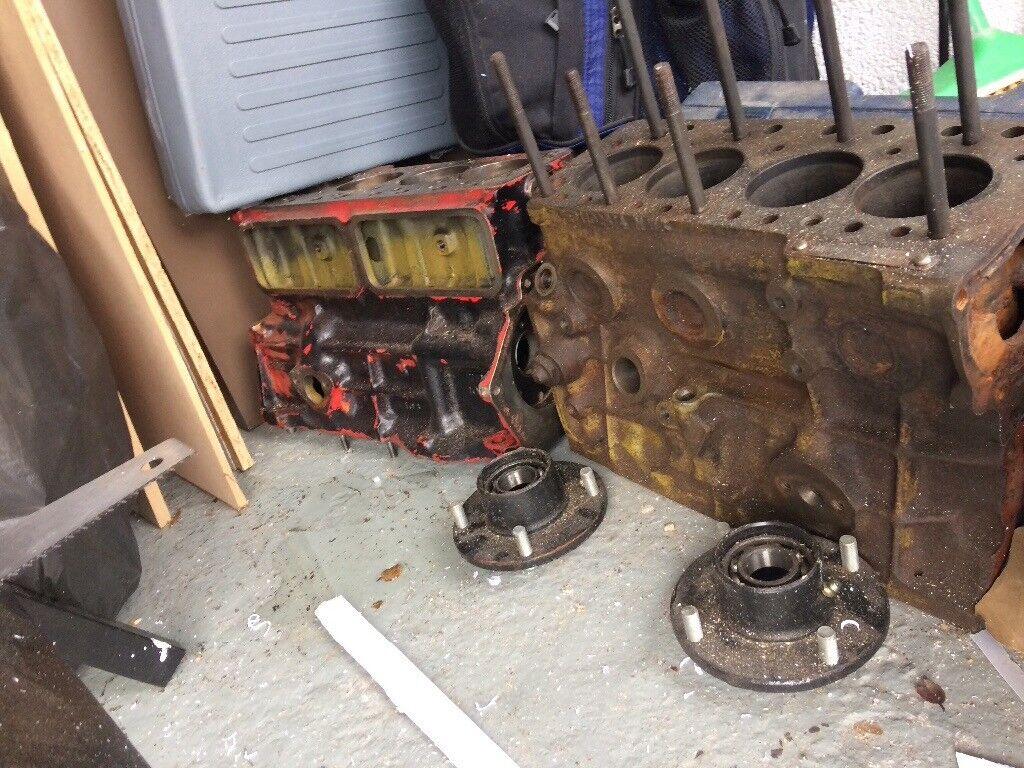 1000cc bare engine blocks
