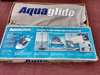 Aqua Glide inflatable,windsurfer,kayak,sail boat