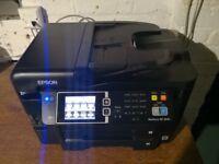 Epson WF-3640 Printer