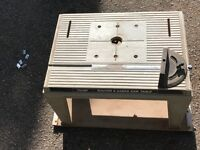 Hirsh Router and Sabre saw table