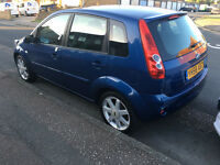 Ford Fiesta 1.25 2009 Zetec Blue Edition 5dr Bargain price low insurance