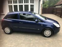 Vauxhall Corsa Great Condition - Ideal First Car