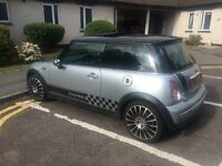 Mini cooper for swaps !!