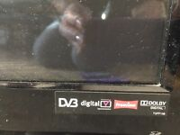 """Panasonic Viera with Panasonic surround sound. 55"""" screen. With wall mount. £200 or near offer"""