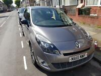 Renault Grand Scenic 2011 automatic diesel 1.5l