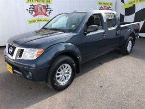 2018 Nissan Frontier SV, Extended Cab, Back Up Camera, 4x4, 14,