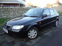 2002 Mazda 323 estate 1.3