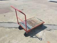 Yard trolley