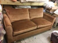 2 seater traditional sofa