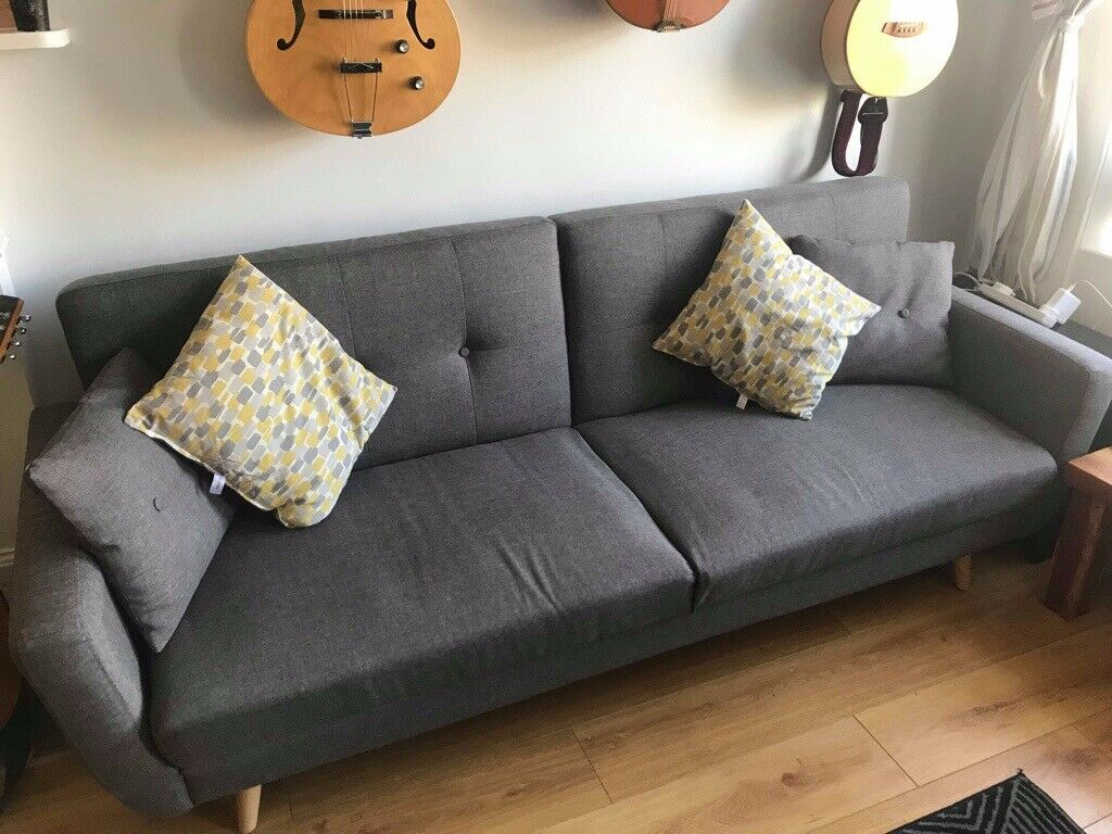 Excellent Dfs Inca Sofa Sofa Bed In Southside Glasgow Gumtree Machost Co Dining Chair Design Ideas Machostcouk