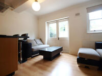 Bright & modern 2 double bedroom 2 bathroom ground floor flat with a private garden in Finsbury Park