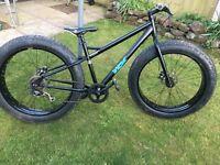 """Fat Mountain Bike 18"""" Frame £150"""