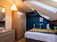 Attic En Suite Room in Great Location