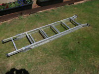 12ft Aluminium Ladder