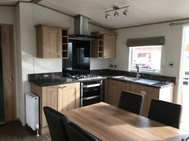 STUNNING 2017 ABI AMBLESIDE PREMIER EDITION 14FT WIDE 40FT LENGTH, LOCATED AT NORTH SHORE, SKEGNESS!