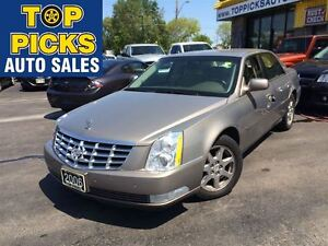 2006 Cadillac DTS LOW MILEAGE, LEATHER AND CLEAN!