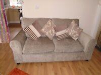 Sofas x 2 (Fabric)