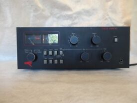 EAGLE A4400 INTEGRATED AMPLIFIER RARE VINTAGE 70's PHONO DIN PLUG