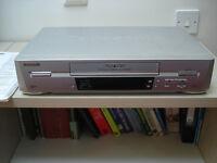 Panasonic NV-FJ620 Video recorder
