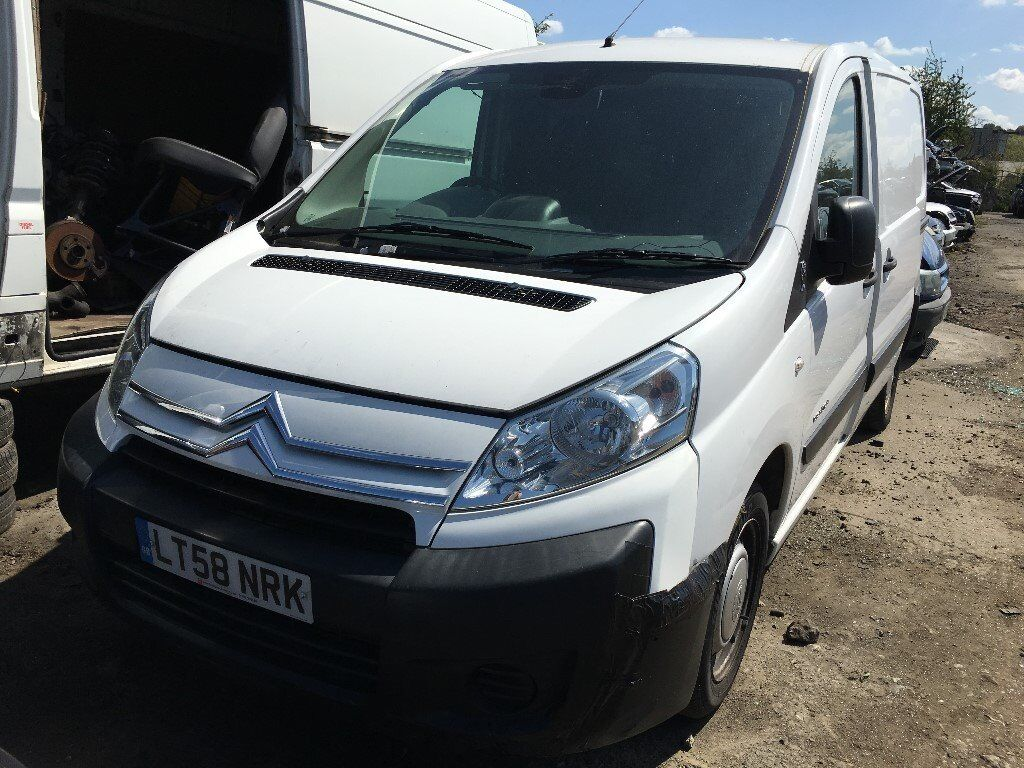 CITROEN DISPATCH 1000 HDI 120 SWB 2008- FOR PARTS ONLY