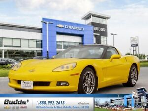 2006 Chevrolet Corvette ONE OWNER. CERTIFIED, VERY CLEAN