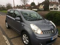 Nissan Note ONWER withFULL SERVICE HISTORY