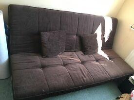 Futon Sofa Double Bed
