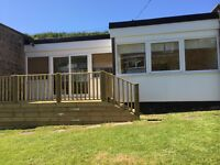 33Folkeston hill Chalet situated in Nolton Haven Pembrokeshire. Price between £250 - £550