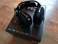 Astro A50 PS4 / PC headset Gen 3 latest version. Mint and complete