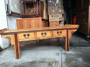 Chinese Antique Altar Table Black Rock Bayside Area Preview