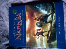 Art of narnia book