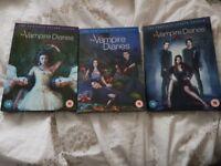 Various DVD box sets