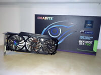 Gigabyte Windforce GTX 780 Graphics Card