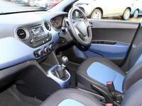 Hyundai i10 SE BLUE DRIVE (silver) 2016-10-31