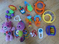 Bundle of Infant Toys