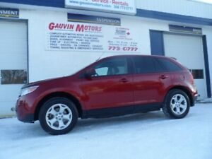 2014 Ford Edge SEL AWD LEATHER SUNROOF