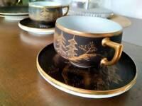 Beautiful Japanese tea set