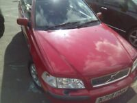 volvo estate v40 xs petrol 1783cc family owned for 10 years
