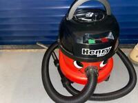 Henry hoover latest edition nearly new condition