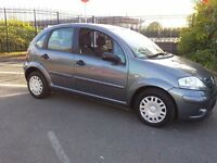 2008 CITROEN C3 1.4 8v RYHTHM ONLY 60000m WITH HISTORY CAMBELT DONE IDEAL FIRST CAR OR FAMILY CAR