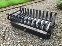 Dog Grate and ash tray.